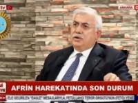 AkitTV-ASDER Gn. Bşk Yrd Hüseyin Uludağ Afrin Harekatı'nı değerlendirdi
