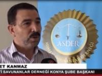 TSK'da Başörtüsü Serbestiyeti (ASDER Konya Basın Açıklaması)