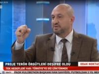 Ülke TV-Odak Noktası-Sadık Güray BALATEKİN Asder Ortadoğu Uzmanı